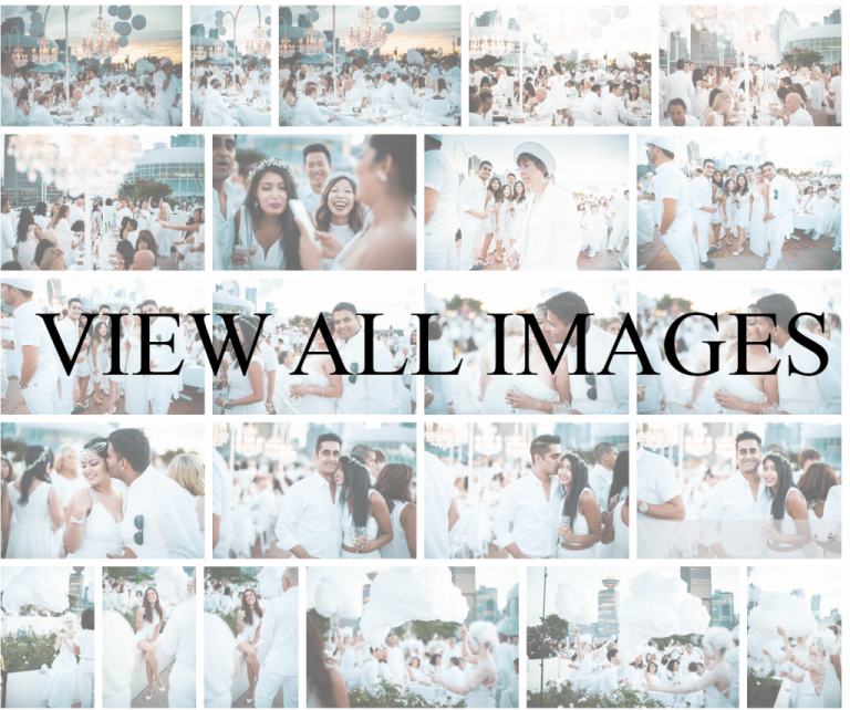 View all images from Diner en Blanc Vancouver