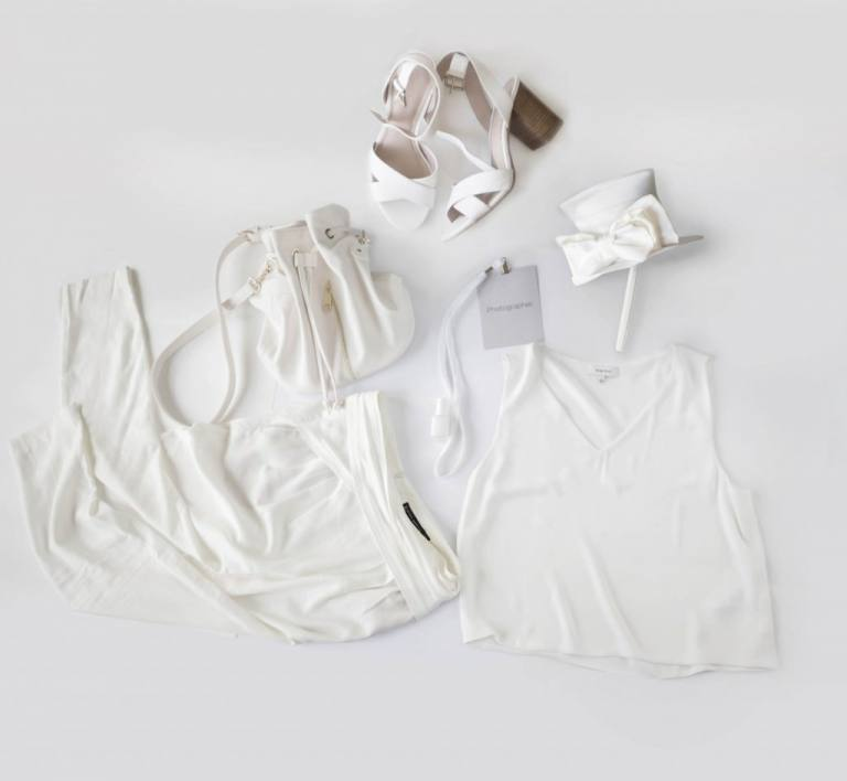 What to wear to diner en blanc