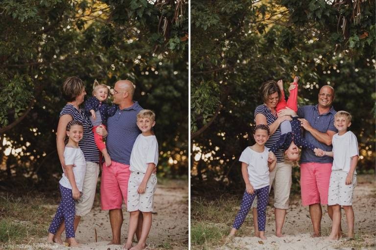 Natural modern family Photography