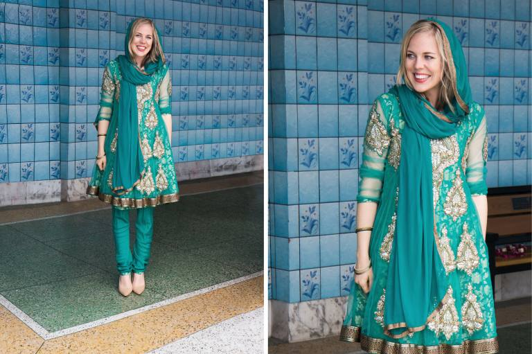 Attending an Indian Wedding as a guest – What to wear